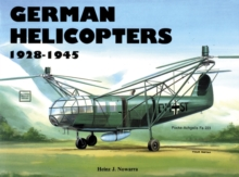 German Helicopters, Paperback Book