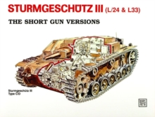 "SturmgeschA""tz III - Short Gun Versions : Short Gun Versions, Paperback / softback Book"