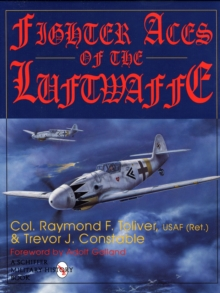 Fighter Aces of the Luftwaffe, Hardback Book