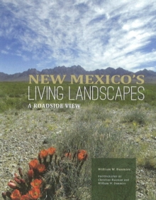 New Mexico's Living Landscapes : A Roadside View, Paperback Book