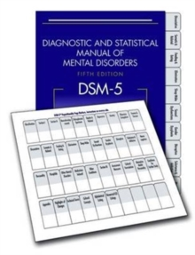 DSM-5 (R) Repositionable Page Markers, Other printed item Book