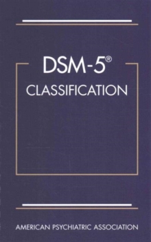 DSM-5 (R) Classification, Spiral bound Book