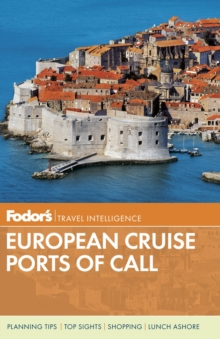 Fodor's European Ports of Call, Paperback Book