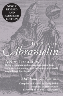 Book of Abramelin : A New Translation, Hardback Book