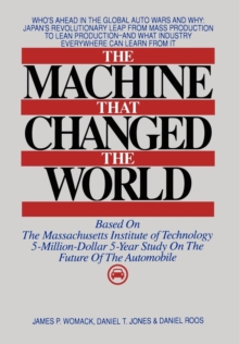 The Machine That Changed the World, Hardback Book