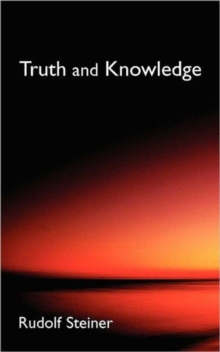Truth and Knowledge, Book Book