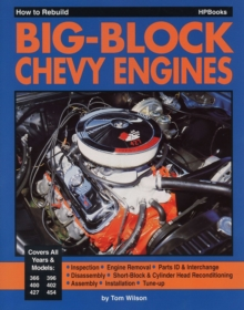 How to Rebuild Big-block Chevy Engine HP755, Paperback Book