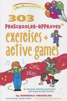 303 Preschooler-Approved Exercises and Active Games, EPUB eBook