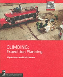Climbing : Expedition Planning, Paperback / softback Book