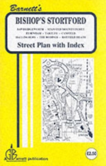 Bishop Stortford : Sawbridgeworth / Stanstead, Sheet map, folded Book