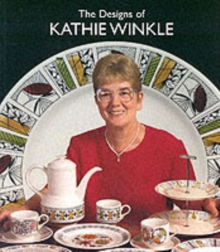 The Designs of Kathie Winkle for James Broadhurst and Sons Ltd.1958-1978, Paperback Book