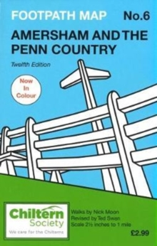 Amersham and the Penn Country, Paperback Book