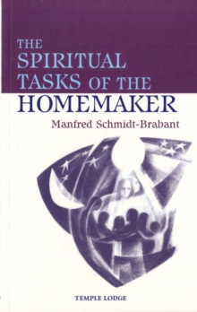 The Spiritual Tasks of the Homemaker, Paperback Book