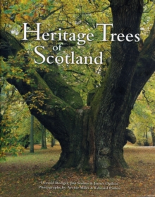Heritage Trees of Scotland, Hardback Book
