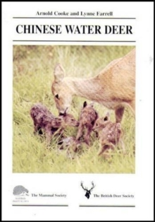 Chinese Water Deer, Paperback / softback Book