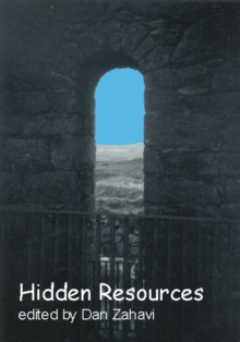 Hidden Resources : Classical Perspectives on Subjectivity, Paperback Book