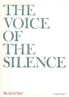 Voice of the Silence : Verbatim Edition, Hardback Book