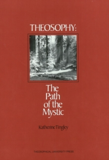 Theosophy : The Path of the Mystic, Hardback Book