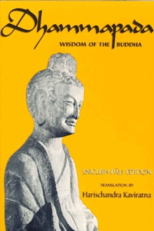 Dhammapada : Wisdom of the Buddha, Paperback Book