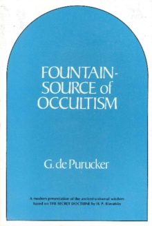 Fountain Source of Occultism, Paperback Book