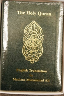 The Holy Quran: English Translation, Leather / fine binding Book