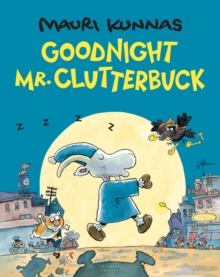 Goodnight, Mr. Clutterbuck, Hardback Book