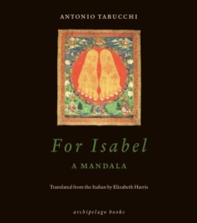 For Isabel: A Mandala, Paperback / softback Book