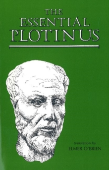 The Essential Plotinus, Paperback / softback Book