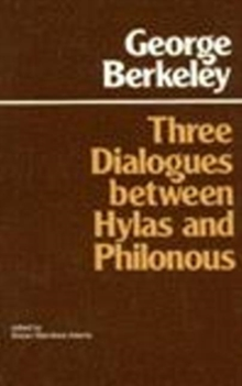 Three Dialogues Between Hylas and Philonous, Paperback / softback Book