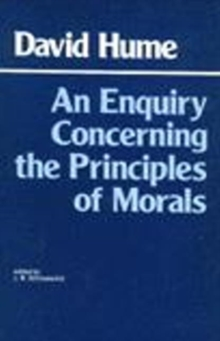 An Enquiry Concerning the Principles of Morals, Paperback / softback Book