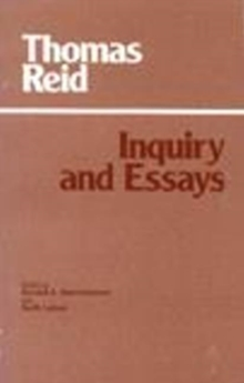 Inquiry and Essays, Paperback / softback Book