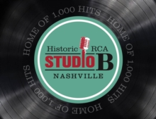 Historic RCA Studio B Nashville, Paperback Book