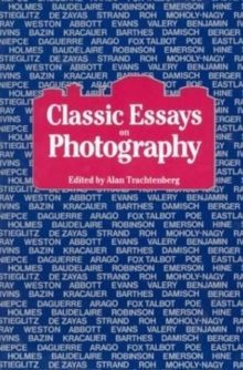 Classic Essays on Photography, Paperback / softback Book