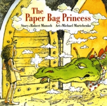 The Paper Bag Princess, Paperback Book