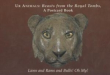Ur Animals : Beasts from the Royal Tombs, a Postcard Book, Paperback Book