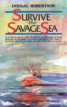 Survive the Savage Sea, Paperback Book