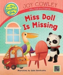 Miss Doll is Missing, Paperback Book