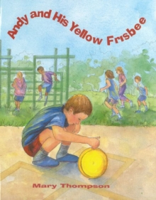 Andy & His Yellow Frisbee, Paperback Book
