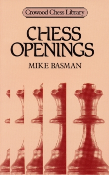 Chess Openings, Paperback / softback Book