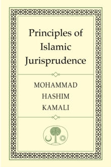 Principles of Islamic Jurisprudence, Paperback Book