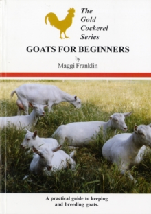 Goats for Beginners, Paperback Book