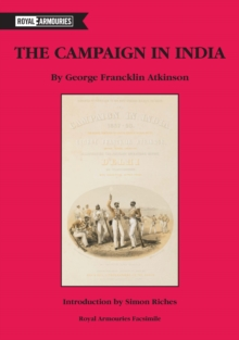 The Campaign in India, Paperback Book