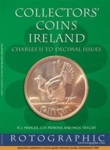 Collectors' Coins Ireland: 1660 - 2000, Paperback Book