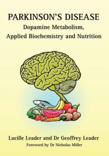 Parkinson's Disease Dopamine Metabolism, Applied Metabolism and Nutrition, Paperback / softback Book