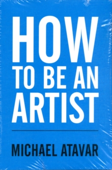 How to be an Artist, Paperback Book