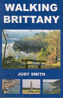 Walking Brittany, Paperback / softback Book