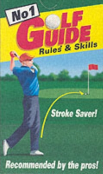 No. 1 Golf Guide, Rules and Skills, Cards Book