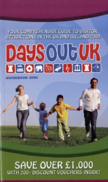 Days Out UK Guidebook, Paperback Book