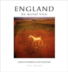 England : An Aerial View, Hardback Book