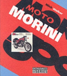 Moto Morini, General merchandise Book